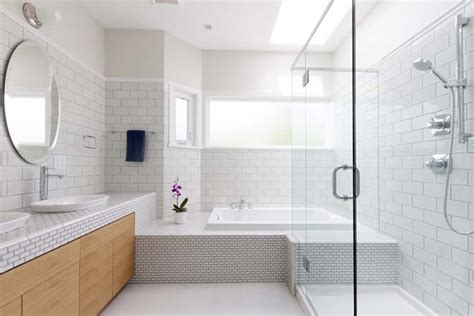 Small Modern Bathrooms 2015 by Before After Small Bathroom Design