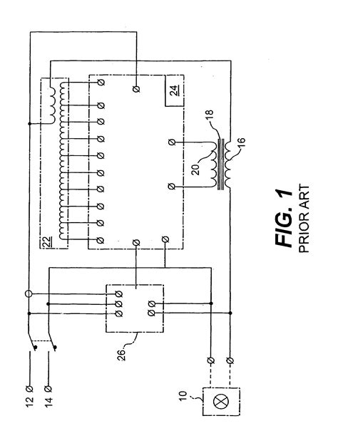 contactor  photocell wiring diagram
