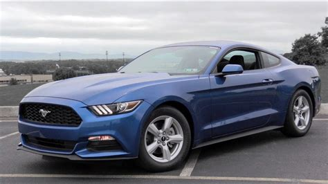 2017 Ford Mustang V6 Specs 2017 ford mustang v6 review