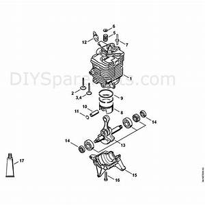 Stihl Br 700 Backpack Blower  Br 700  Parts Diagram  A