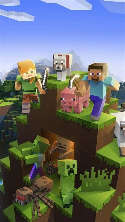 Wallpapers Minecraft Awesome Backgrounds Kolpaper