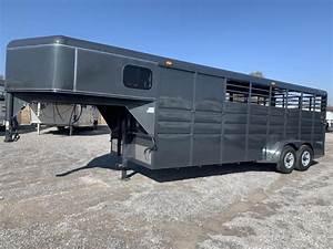 2021 Sundowner Trailers 16 U0026 39  Stockman Express Livestock