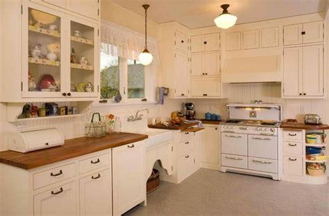 antique kitchen ideas 15 wonderfully made vintage kitchen designs home design lover