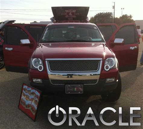 2006 ford explorer tail light oracle halo lights for ford explorer 2006 2011 ford