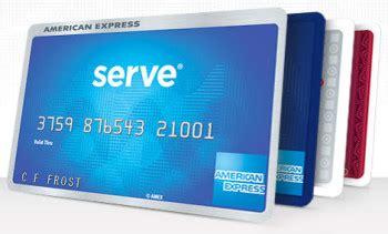 american express serve rating