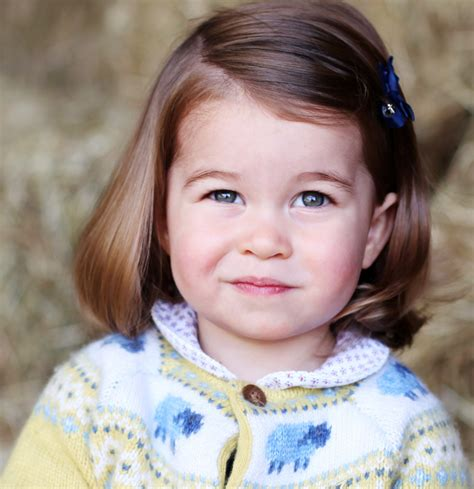 Princess Charlotte - Age, Full Name & Family - Biography