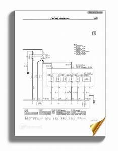 Mitsubishi L200 Electrical Wiring Diagram