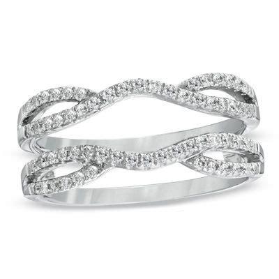 solitaire enhancer on pinterest bridal ring sets