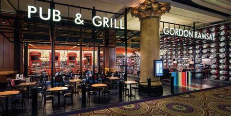 gordon ramsay pub grill restaurant review  caesars