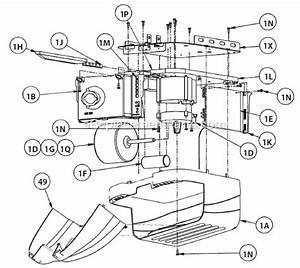 Genie 2020l Parts List And Diagram   Ereplacementparts Com