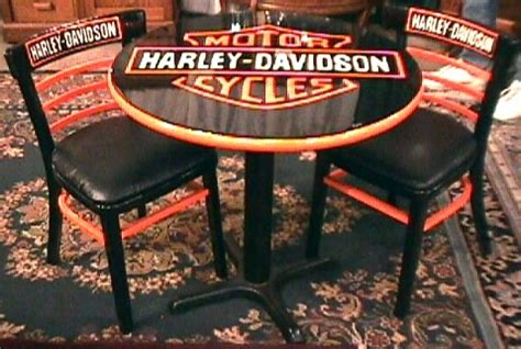 harley davidson pub table and chairs harley davidson table and chairs new wallpaper images page