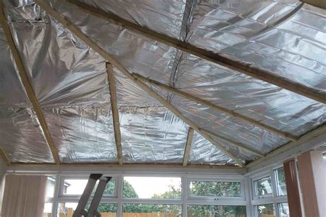 Conservatory Ceiling Insulation Wwwenergywardennet