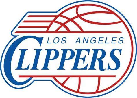 vektor logo los angeles clippers logo eps