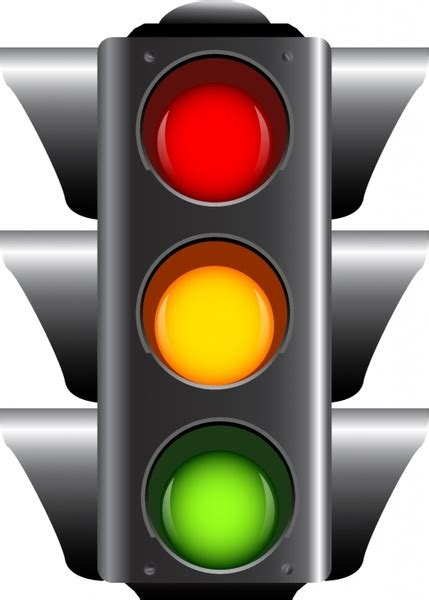 stop light picture traffic lights vector free vector 7 873 free