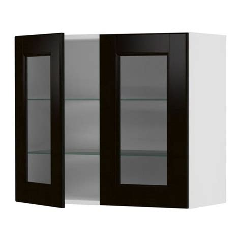 craft storage cabinets with doors for my craft room akurum wall cabinet with 2 glass doors