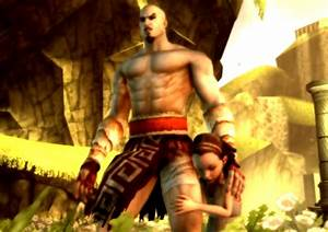 God of War: Chains of Olympus Review |BasementRejects
