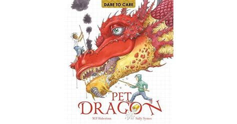 Book Giveaway For Dare To Care Pet Dragon By Mark