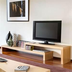 Table Tv Design : best 25 tv tables ideas on pinterest decorating small living room arm rest table and tv ~ Teatrodelosmanantiales.com Idées de Décoration