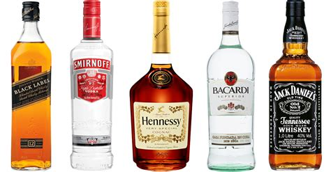 The 30 Most Popular Liquors In The World
