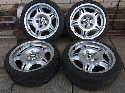 bmw  genuine  alloy wheels set polished  sheldon