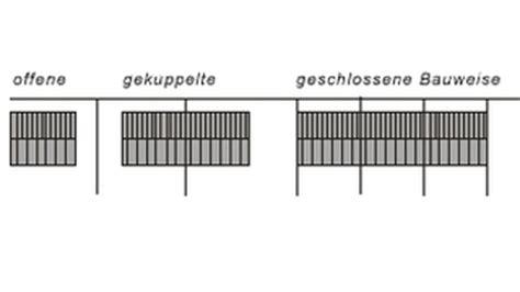 Offene Bauweise Kleine Kosten Grosse Freiheit by Eingeschossige Offene Bauweise Offene Bauweise Baurecht
