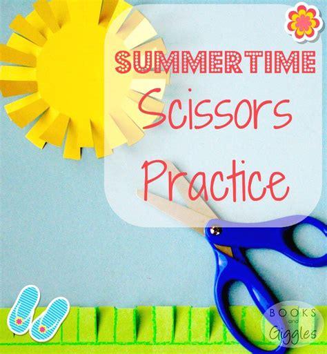 summertime scissors practice learning activities 143 | 304e023194c66da0073ff1688e6363fa