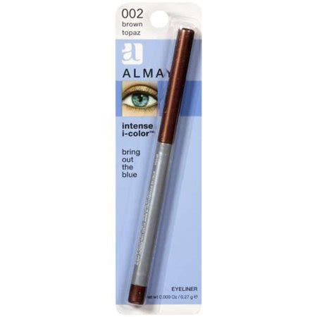 almay i color liquid eyeliner almay i color almay i color liquid liner 22 brown topaz 0 08