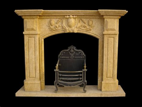 solid carved marble ornate fireplace buy carved