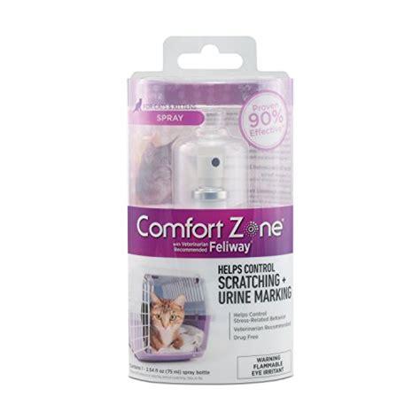 comfort zone feliway comfort zone with feliway spray 11street malaysia grooming