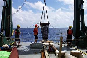 Large Bottom Dredge Used To Collect Samples From The Ocean