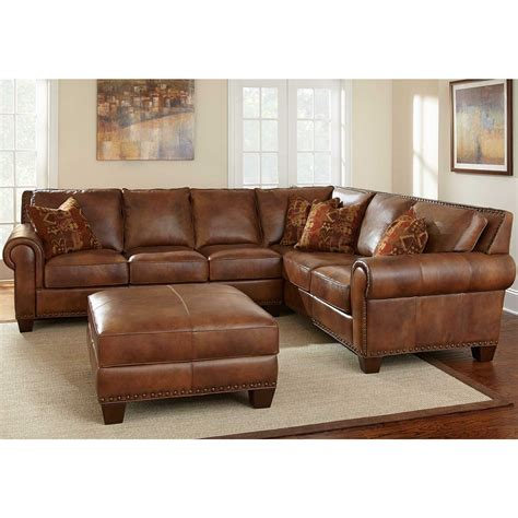 brown sectional sofa soft brown leather sofa this contemporary sofa is