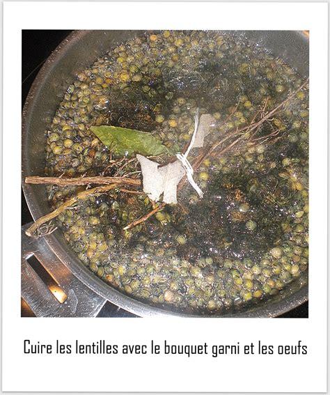cuisiner lentilles vertes lentilles vertes du puy facile et pas cher recette sur