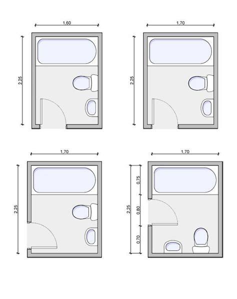 Sehr Kleines Bad by Sehr Kleines Bad Layouts Badezimmer Layout 12 Unten Links