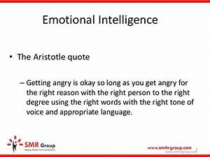 Emotional intelligence for linked in