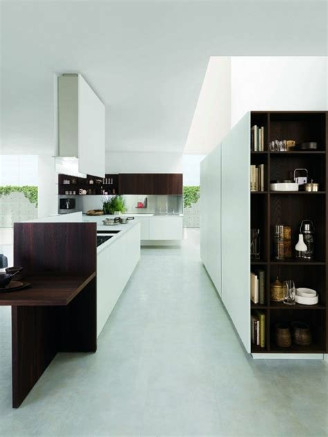 pictures of kitchens with white cabinets fitted kitchen kubic by gruppo euromobil design 9126