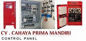 Control Panel  Control Panel Pompa Standart Dan Booster