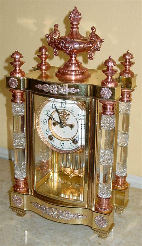 ansonia clock company history antique clocks guy