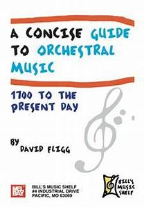 a concise guide to orchestral music book bill39s music With a concise guide to the documents of vatican ii