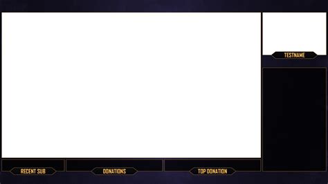 Smash Bros Melee Wallpaper Twitch Stream Overlay Purple Gold Download By Chromaia On Deviantart