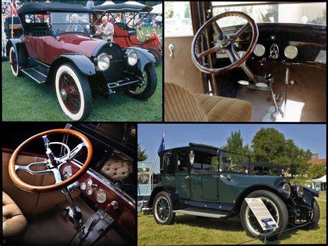 cual es el primer auto moderno