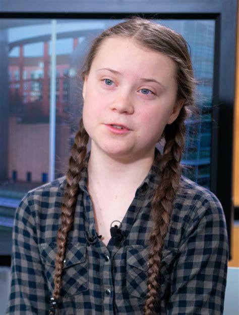 Greta Thunberg School Strike