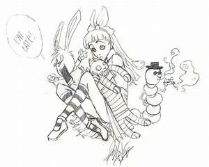 Alice In Wonderland by Bumfelf on DeviantArt