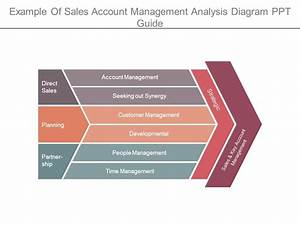 Example Of Sales Account Management Analysis Diagram Ppt