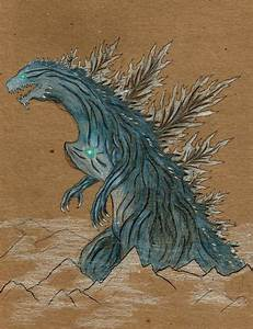 Godzilla 2017 ( Spirit Goji ) by skullghidorah2016 on ...