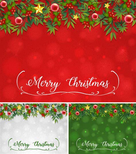 christmas clipart vectors   psd files