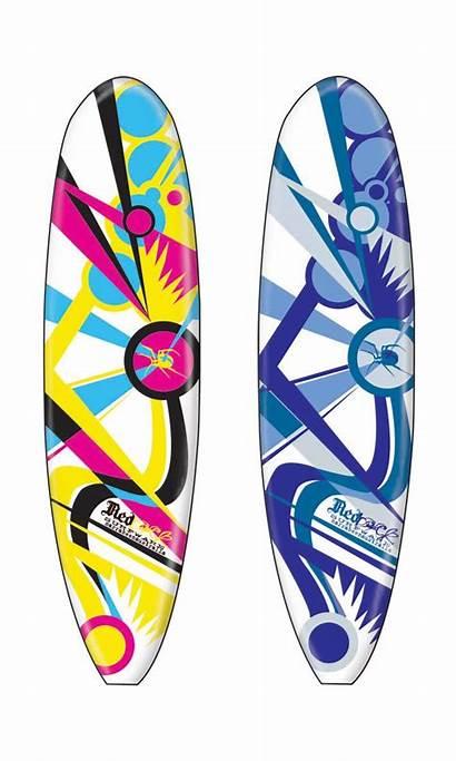 Surfboard Malibu Graphics Surf Graphic
