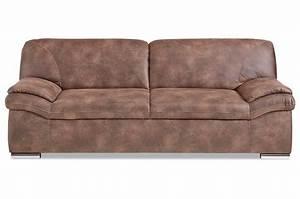 3 Er Sofa : 3er sofa alfred braun sofas zum halben preis ~ Whattoseeinmadrid.com Haus und Dekorationen