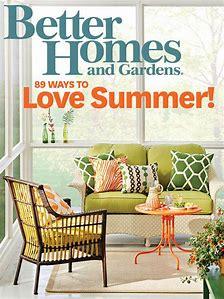Australia's favourite home and garden magazine.