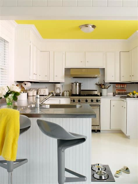 And Yellow Kitchen Ideas by Tips For A Yellow Themed Kitchen
