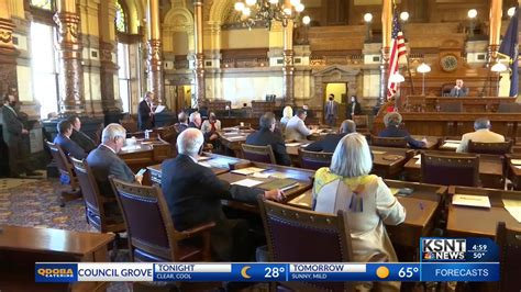 Leadership elections change up Senate, House stays the same